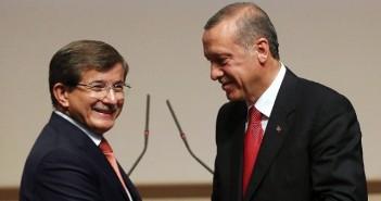 Ахмед Давутоглу, Реджеп Ердоган, Турция