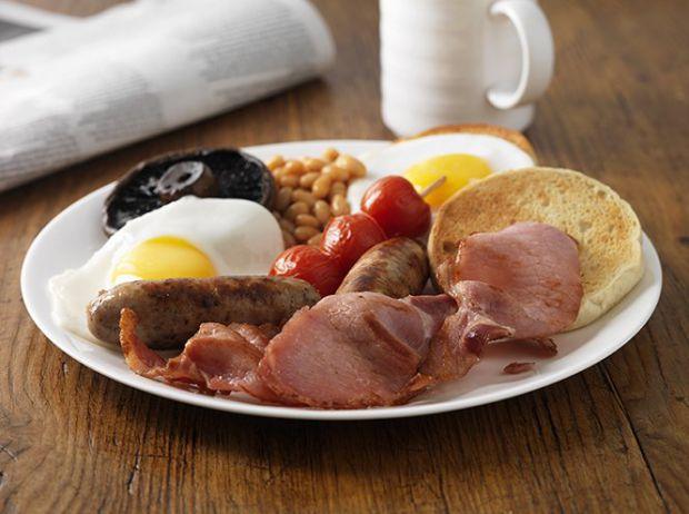 закуска Великобритания