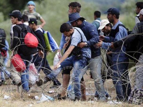 македония бежанци