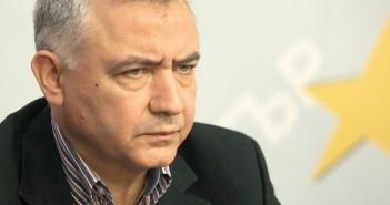 Атанас Мерджанов, БСП