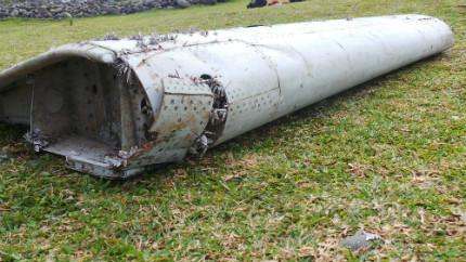 MH370 debris, изчезнал самолет