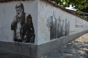 Старо Железаре, мълчаливи герои