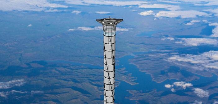 Канада, 20-километрова кула