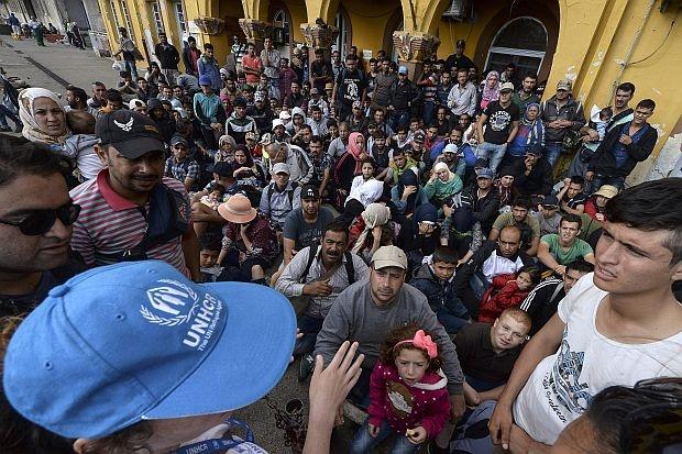 бежанци македония