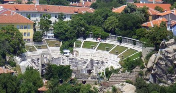 Пловдив, Античен театър