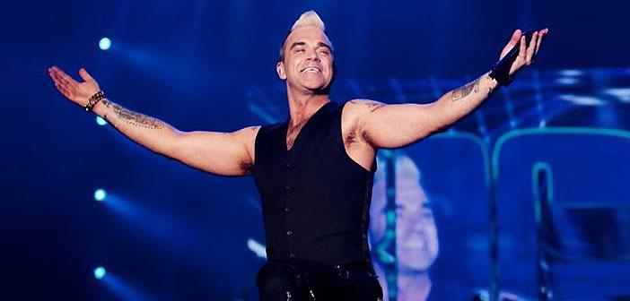 Robbie Williams, Роби Уилямс, Spirit of Burgas
