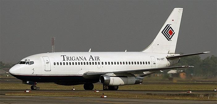 trigana air, изчезнал самолет