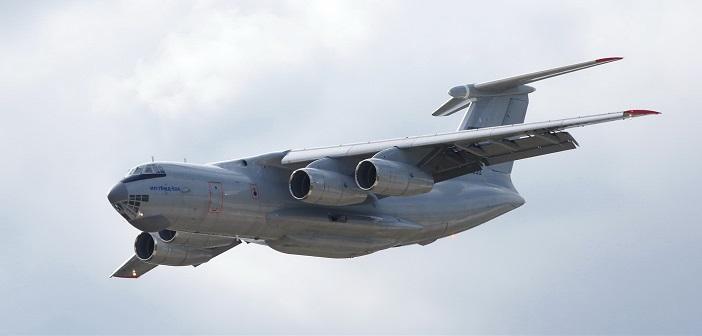 военно транспортен самолет на Русия