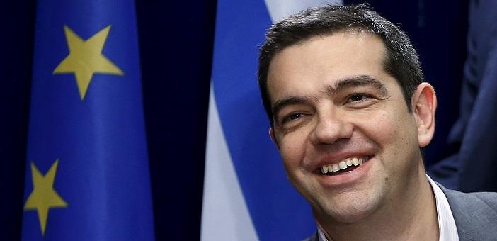 Ципрас, Гърция, Сириза
