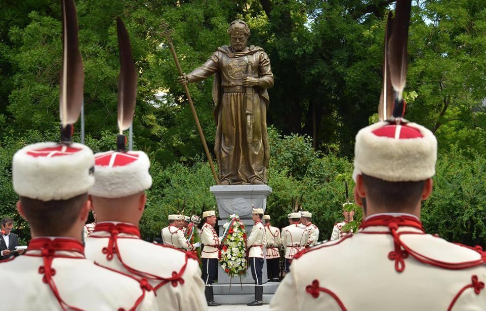паметник Самуил