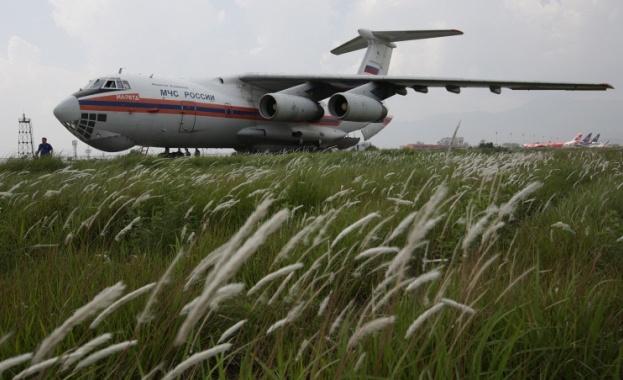 руски самолети
