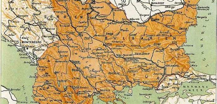 Karta 2019 Blgariya Na Tri Moreta Karta