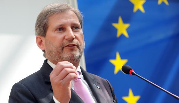 Йоханес Хан, Шакира, бежанци, ООН, ЕК, ЕС
