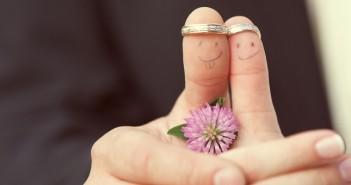 лотария, сватба, печалба, младоженци