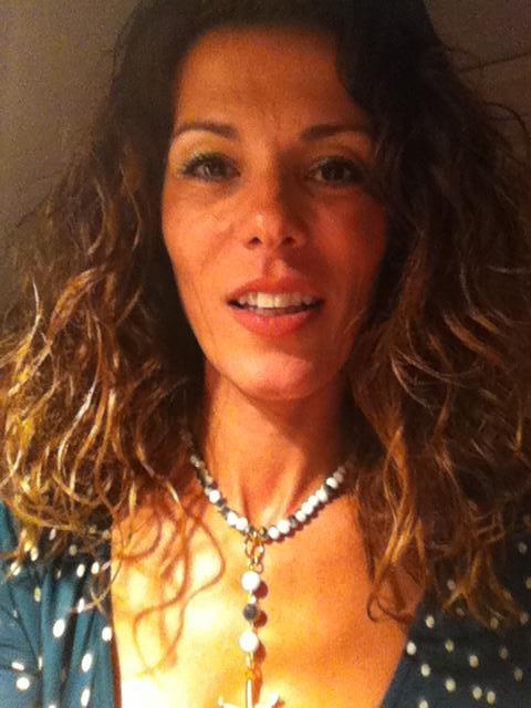 Sandra Tsiligeridu, гръцка манекенка спаси сирийски бежанец