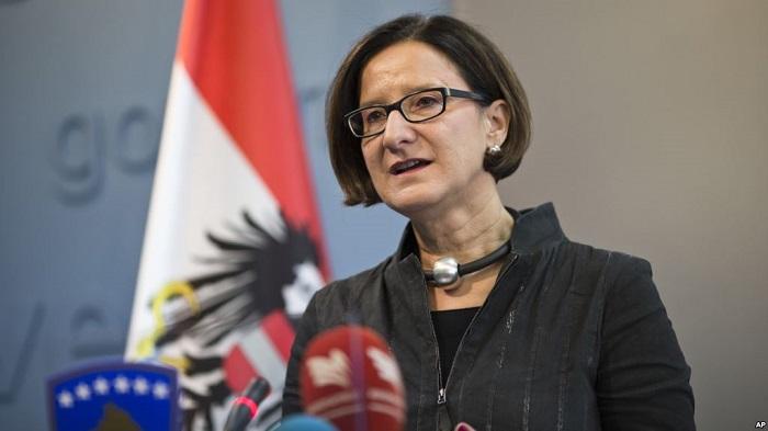 мигранти, бежанци, Австрия, министър на вътрешните работи