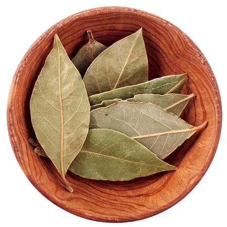 дафинов лист, болни стави