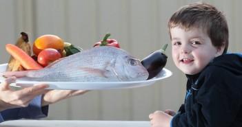 риби полезни за децата
