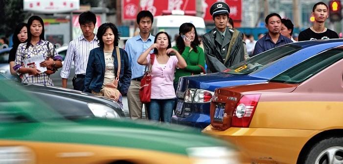 В Китай доубиват блъснати пешеходци