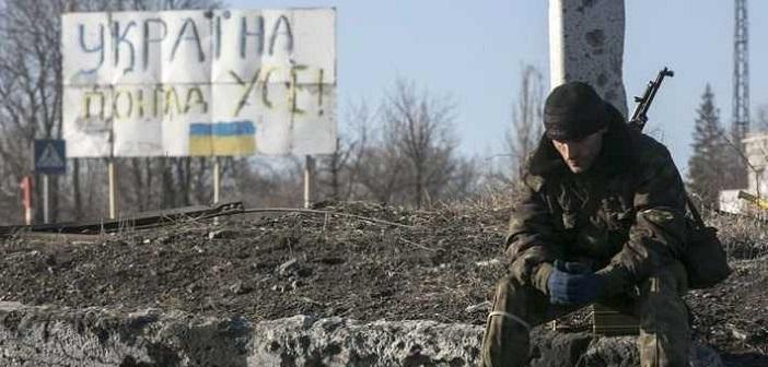 Източна Украйна, оръжие