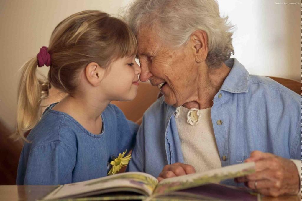 За какво са виновни бабите?
