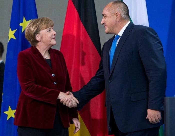 гореща точка, Европа, бежанци, мигранти, Бойко Борисов, Ангела Меркел