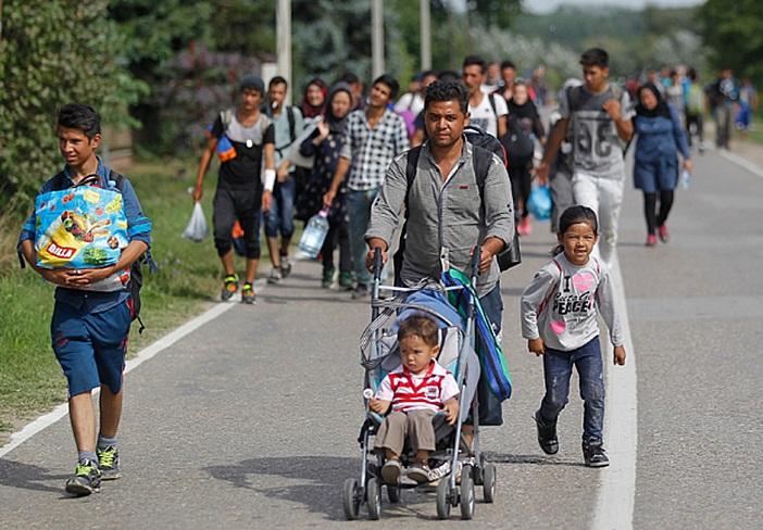 Мигранти, Хърватия