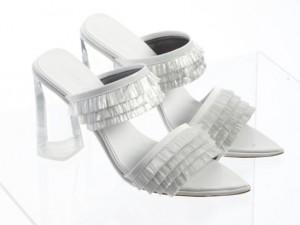 Памела Андерсън, обувки за вегани