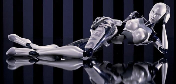 роботи стават манекени, готвачи и магазинери