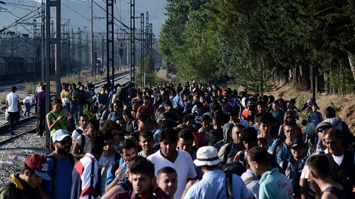 Европейски съюз, бежанци, криза