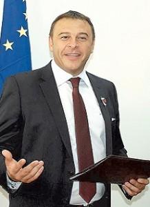 Атанас Камбитов, кметове, Благоевград
