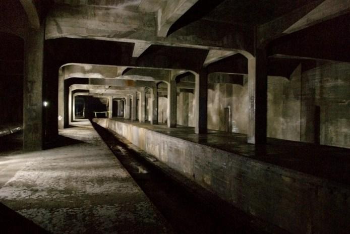 Изоставеното метро на Синсинати (Охайо)
