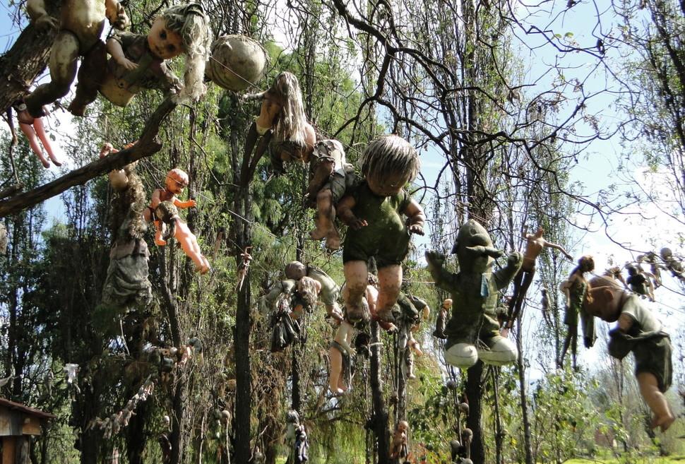 Островът на куклите (Мексико)