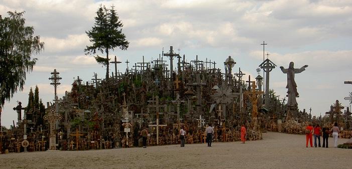 Хълмът на кръстовете (Литва)