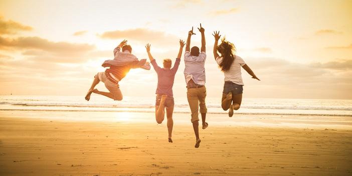 кога хората са най-щастливи