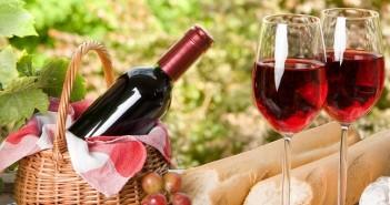 червено вино, отслабване