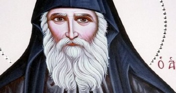 икона, св. Паисий, манастир