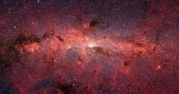 Млечния път, звезди