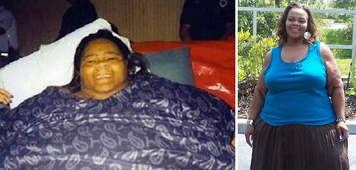 най-дебелата жена в света