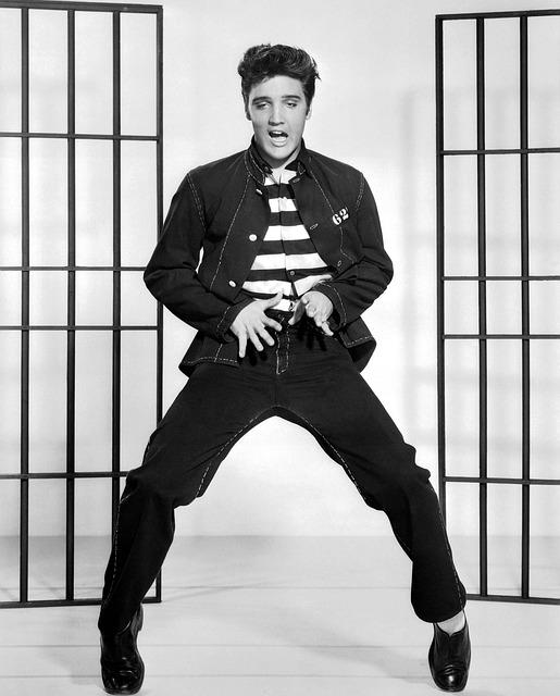 Elvis Presley, Елвис Пресли, фобия