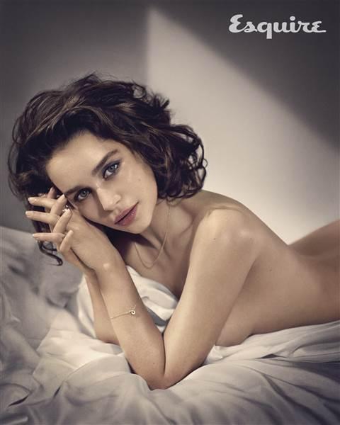 Emilia Clarke, Емилия Кларк, Игра на тронове, най-сексапилна в света