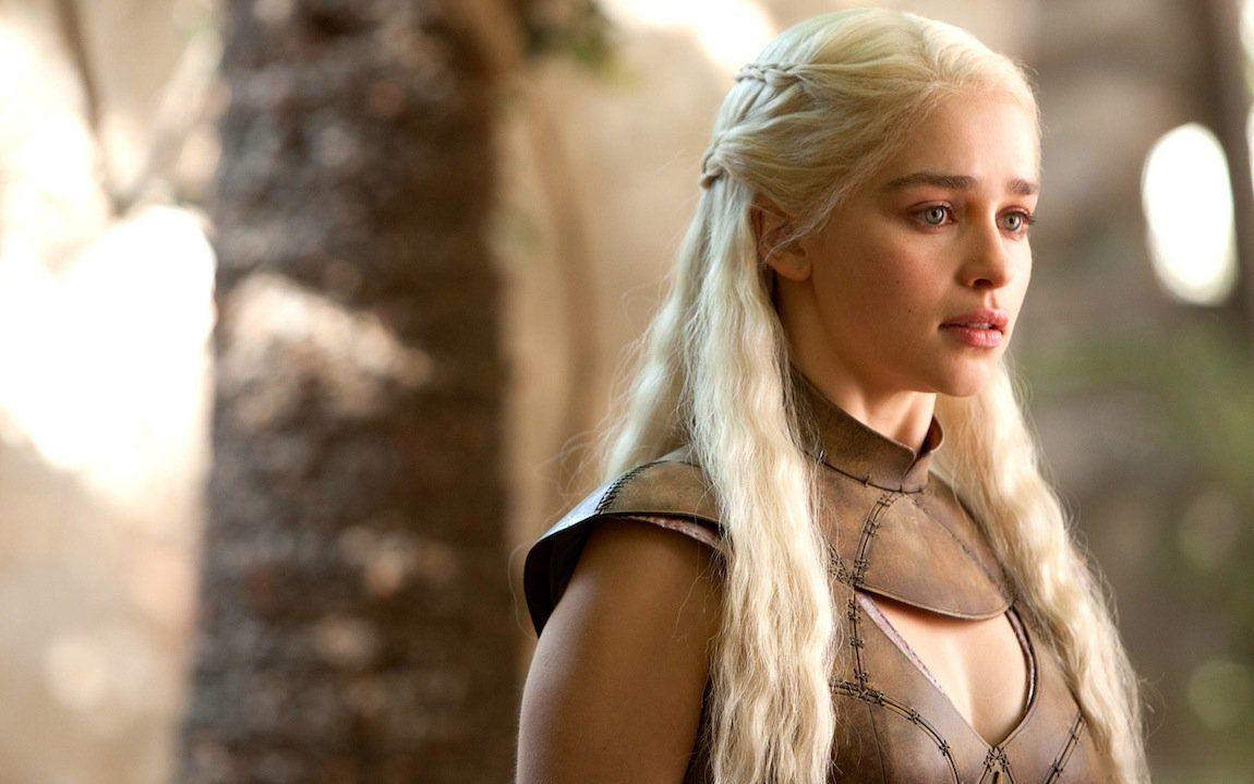 Emilia Clarke, Емили Кларк, Игра на тронове, най-сексапилна в света