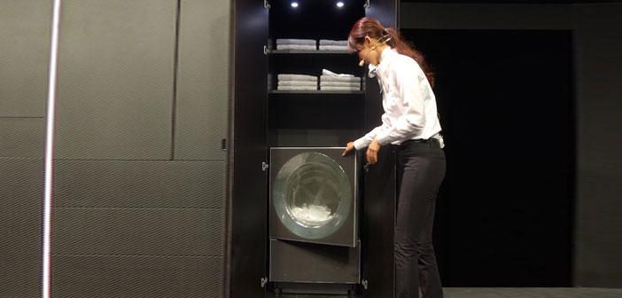 laundroid, пералнята на бъдещето