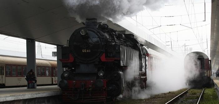 Баба Меца, локомотив