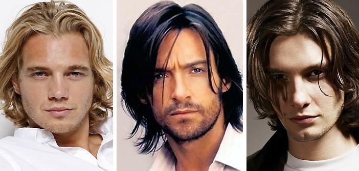 Мъже с дълги коси