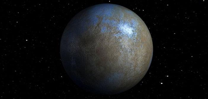 НАСА, Церера, снимки