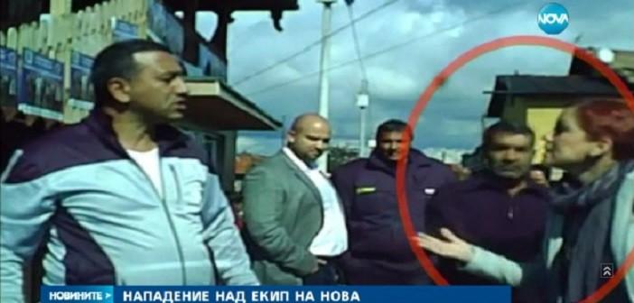 ром, Нова ТВ, побой, Самоков