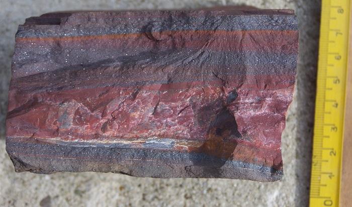 скали, кислород, Южна Африка, фотосинтеза