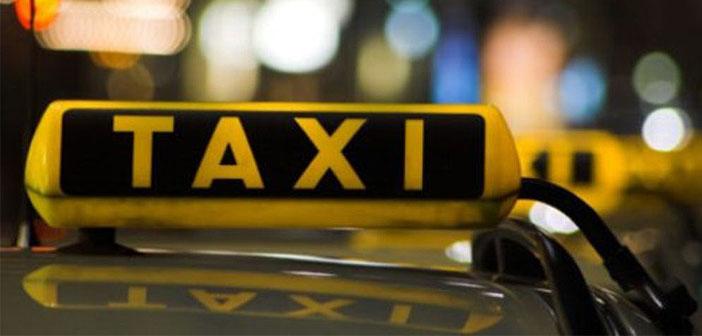 Таксиметров шофьор преби полицай насред София
