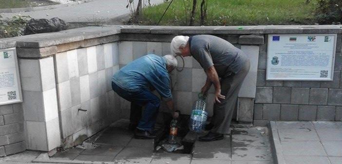 Велинград, минерална вода, рак